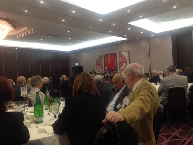 2014 District Assembly Dinner at the Royal National Hotel