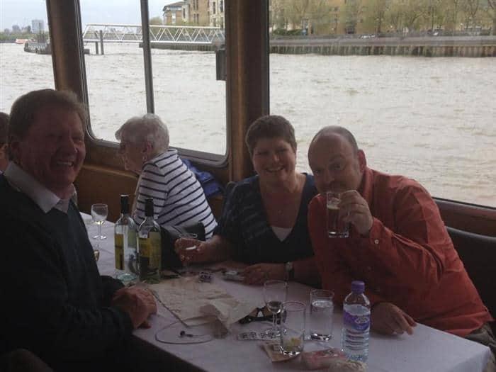 Rotary Boat Cruise
